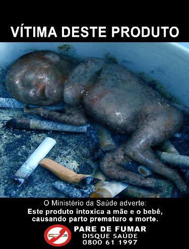 Cigarro Morte