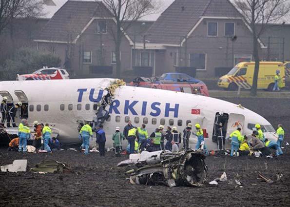 Queda de Avião
