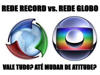 Record x Globo (2)