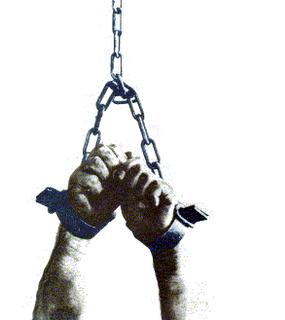 Ditadura corrente prisão tortura
