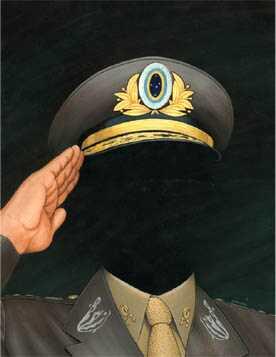 Ditadura corrupção militar