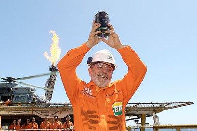 Lula petróleo