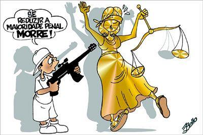 Maioridade penal no brasil